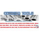 CALADO DISTRIBUCION OPEL Y SAAB 1.8 Y 2.0