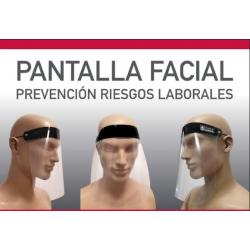 PANTALLA FACIAL