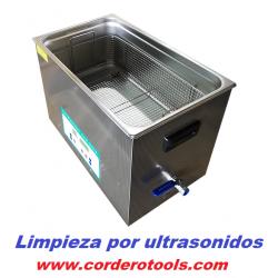 EQUIPO DE LIMPIEZA POR ULTRASONIDOS