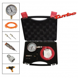 KIT COMPROBACION PRESION TURBOS ESCALA 1 A 3 BAR+ AGUJA