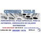 PALANCA DESTENSAR TENSOR CORREA AUXILIAR VOLVO S40 1.6D