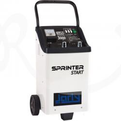 Cargador de bateria 45 A,dotado con protección contra sobrecargas e inversiones de polaridad