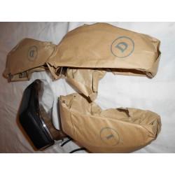 JUEGO 4 MASCOTAS PARAGOLPES SEAT 131 -NUEVAS-