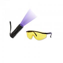 Kit de fugas A/C ultravioleta