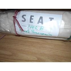 TAPIZADO DE TECHO SEAT 1400 MODELOS A Y B -NUEVO-