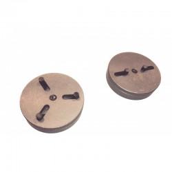 Jgo adaptadores ajustables para retrectar pistones de frenos 2 & 3 puntos