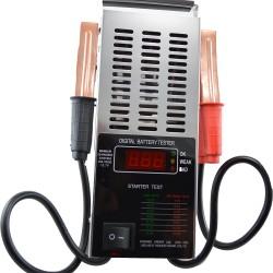 Comprobador de Baterías Coche Digital 12V