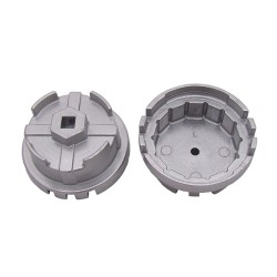 Llave filtro Aceite Toyota 64.5 mm x 14 caras