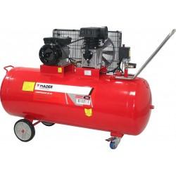 Compresor De Aire Con Correa 200L 3Hp C/C Monofasico