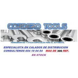 Extractor de rodamientos internos ciegos, 16 piezas