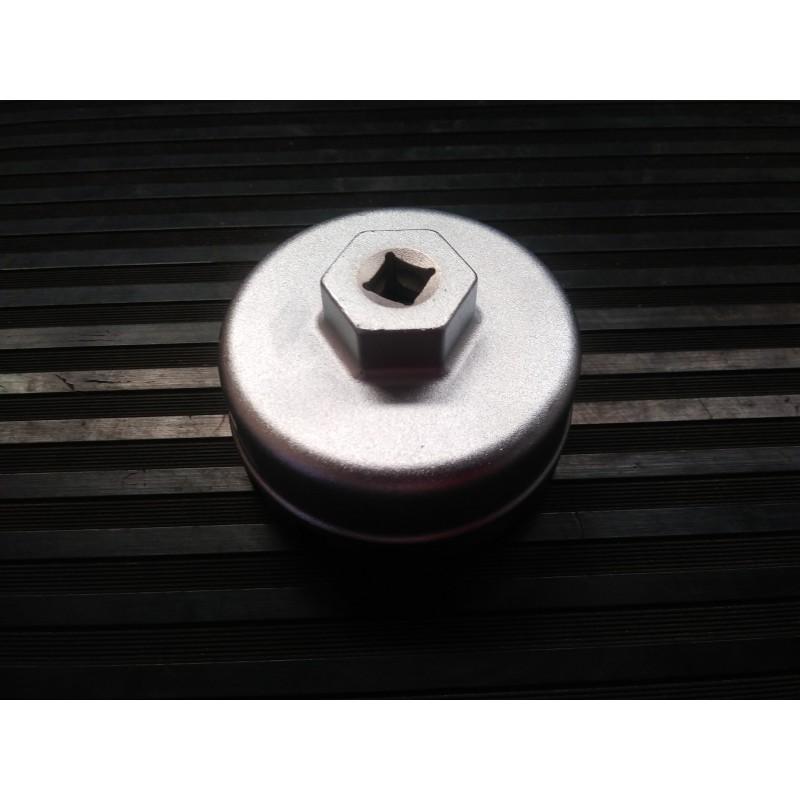 Llave para filtros de aceite de Lexus y Toyota 3.5L V6 64.5 x 14 caras