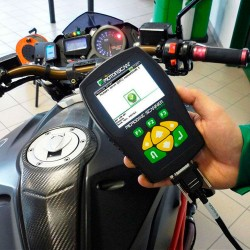 MAQUINA DIAGNOSTICAR CODIGOS AVERIAS DE MOTOS