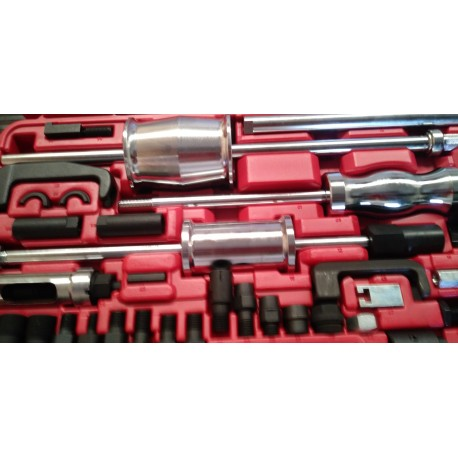 KIT COMPLETO EXTRACTOR INYECTORES