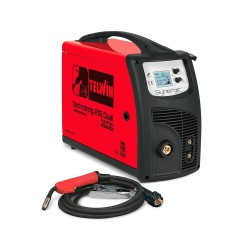 SOLDADURA INVERTER TECHNOMIG SYNERGIC
