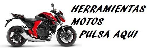 HERRAMIENTAS MOTOS